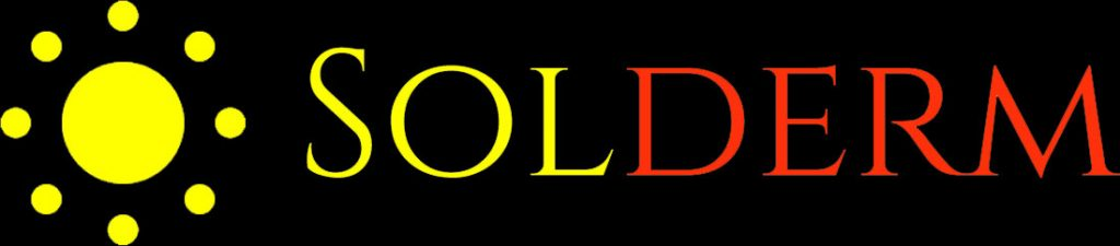 solderm logo blk background